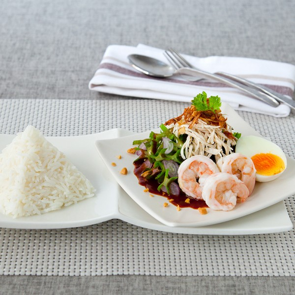 Thai Style Winged Bean Salad